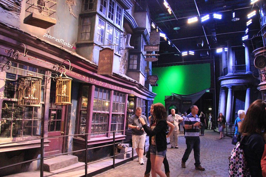 Harry Potter Kamera Arkası: Filmin Bilinmeyen Görüntüleri
