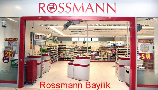 Rossmann Bayilik Başvurusu ve Şartları