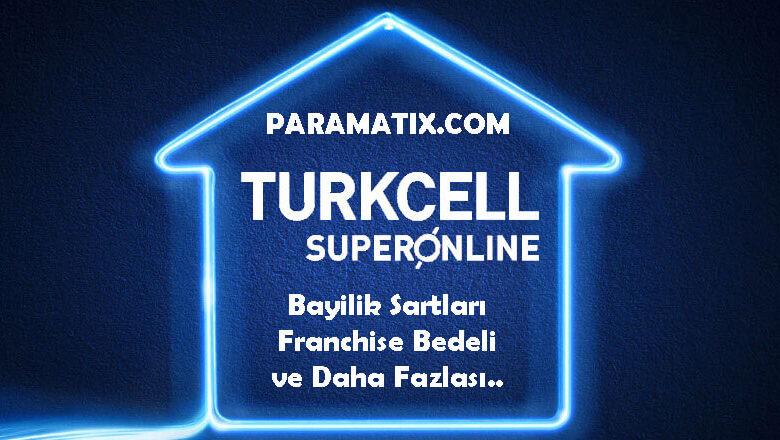 Turkcell Superonline Bayilik – Franchise Bedeli